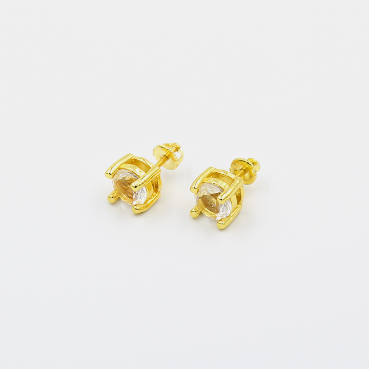 Boucles d'oreilles - Rond